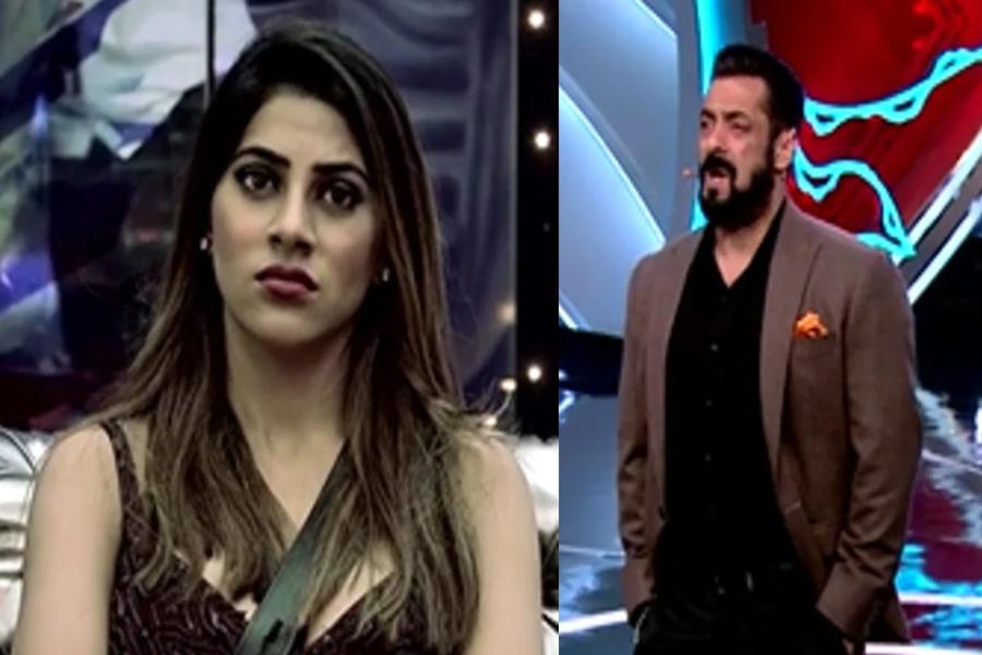 Salman Khan का गुस्सा