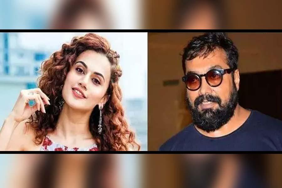 Taapsee Pannu, Anurag Kashyap, Bollywood News