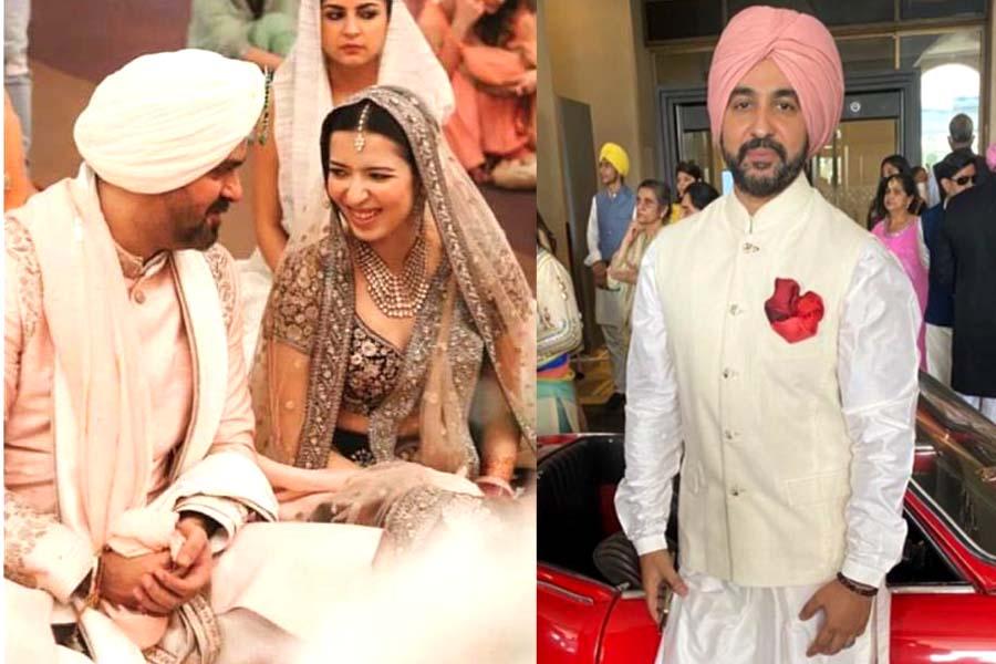 Harman Baweja Wedding Sasha Ramchandani Diljit Dosanjh